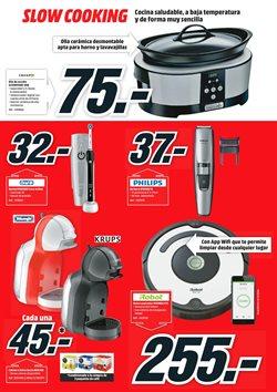 Ofertas de Electrodomésticos  en el folleto de Media Markt en Las Palmas de Gran Canaria