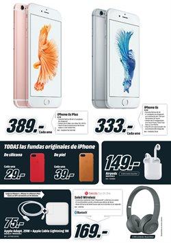 Ofertas de Auriculares  en el folleto de Media Markt en Madrid