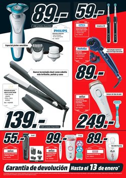 Ofertas de Philips  en el folleto de Media Markt en Madrid