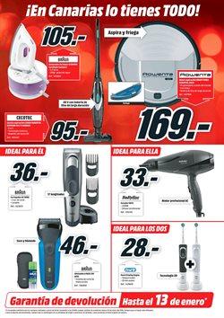 Ofertas de Cepillo de dientes  en el folleto de Media Markt en La Orotava