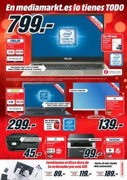 Ofertas de Ordenador portátil  en el folleto de Media Markt en Las Rozas