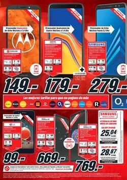 Ofertas de Samsung Galaxy S8  en el folleto de Media Markt en Alcalá de Henares