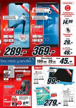 Ofertas de Tablet BQ  en el folleto de Media Markt en León