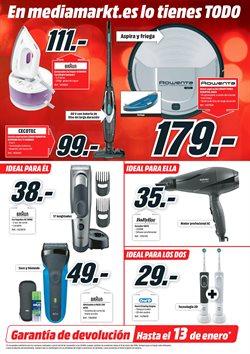 Ofertas de Braun  en el folleto de Media Markt en Dos Hermanas
