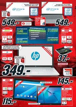Ofertas de Huawei  en el folleto de Media Markt en Vecindario
