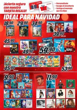 Ofertas de Juegos PS4  en el folleto de Media Markt en Dos Hermanas