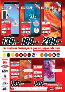 Ofertas de Móviles  en el folleto de Media Markt en Cádiz
