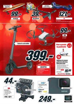 Ofertas de Drone  en el folleto de Media Markt en León