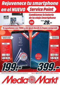 Ofertas de Samsung Galaxy S6  en el folleto de Media Markt en Alcalá de Henares