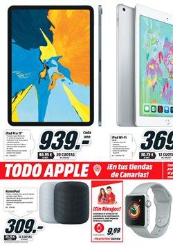 Ofertas de Telefonía  en el folleto de Media Markt en Santa Lucía de Tirajana