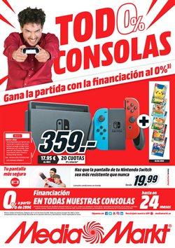 Ofertas de Financiación  en el folleto de Media Markt en Madrid