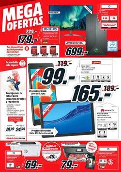 Ofertas de Tablet  en el folleto de Media Markt en Córdoba