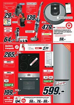 Ofertas de Dyson  en el folleto de Media Markt en Madrid