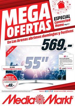 Ofertas de LG  en el folleto de Media Markt en Telde