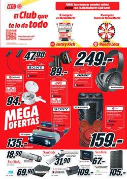 Ofertas de Auriculares  en el folleto de Media Markt en Santa Lucía de Tirajana