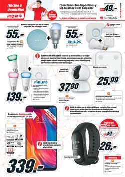 Ofertas de Telefonía  en el folleto de Media Markt en La Orotava
