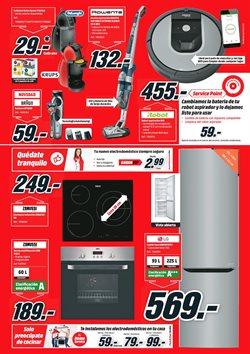 Ofertas de Placa de cocina  en el folleto de Media Markt en Telde