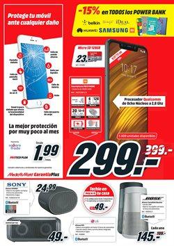 Ofertas de Tarjeta de memoria  en el folleto de Media Markt en Madrid