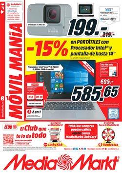 Ofertas de Lenovo  en el folleto de Media Markt en Madrid