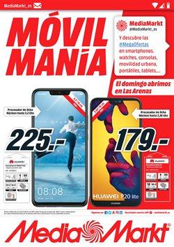 Ofertas de Huawei  en el folleto de Media Markt en Santa Lucía de Tirajana