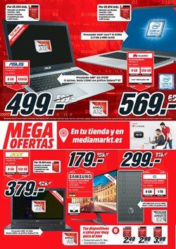 Ofertas de Ordenador portátil  en el folleto de Media Markt en Alcalá de Henares