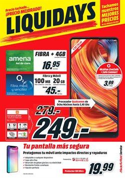 Ofertas de Smartphones  en el folleto de Media Markt en Madrid