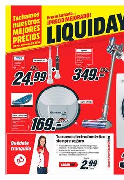 Ofertas de Rowenta  en el folleto de Media Markt en Santa Cruz de Tenerife