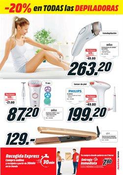 Ofertas de Philips  en el folleto de Media Markt en Telde