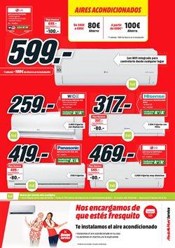 Ofertas de Aire acondicionado  en el folleto de Media Markt en Madrid