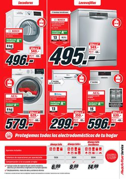 Ofertas de AEG  en el folleto de Media Markt en Alicante