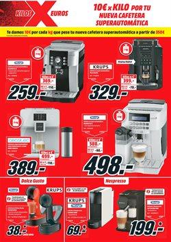 Ofertas de Pequeños electrodomésticos  en el folleto de Media Markt en Jerez de la Frontera