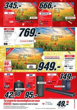 Ofertas de Altavoces  en el folleto de Media Markt en Santa Lucía de Tirajana