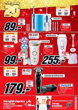 Ofertas de Philips  en el folleto de Media Markt en Molins de Rei
