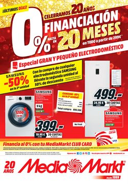 Ofertas de Informática y electrónica  en el folleto de Media Markt en Siero