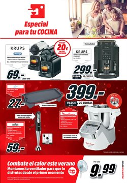 Ofertas de Media Markt  en el folleto de Sabadell