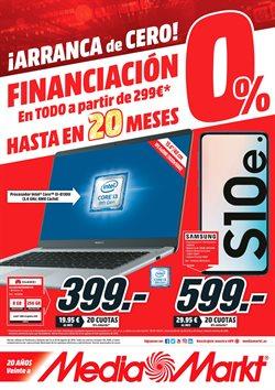 Ofertas de Media Markt  en el folleto de Línea de la Concepción