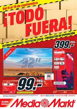 Ofertas de Informática y electrónica  en el folleto de Media Markt en Huelva