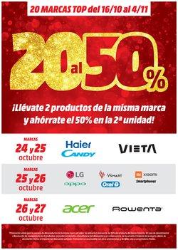 Ofertas de Media Markt  en el folleto de Mataró