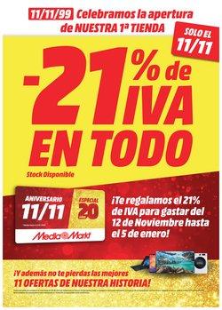 Ofertas de Media Markt  en el folleto de Huelva