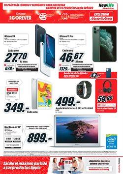 Catálogo Media Markt en Alcobendas ( 2 días publicado )