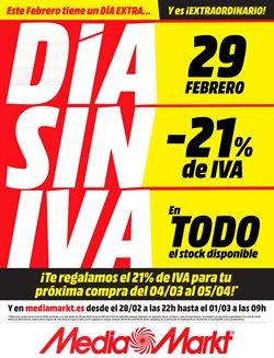 Catálogo Media Markt en San Juan de Aznalfarache ( Caduca hoy )