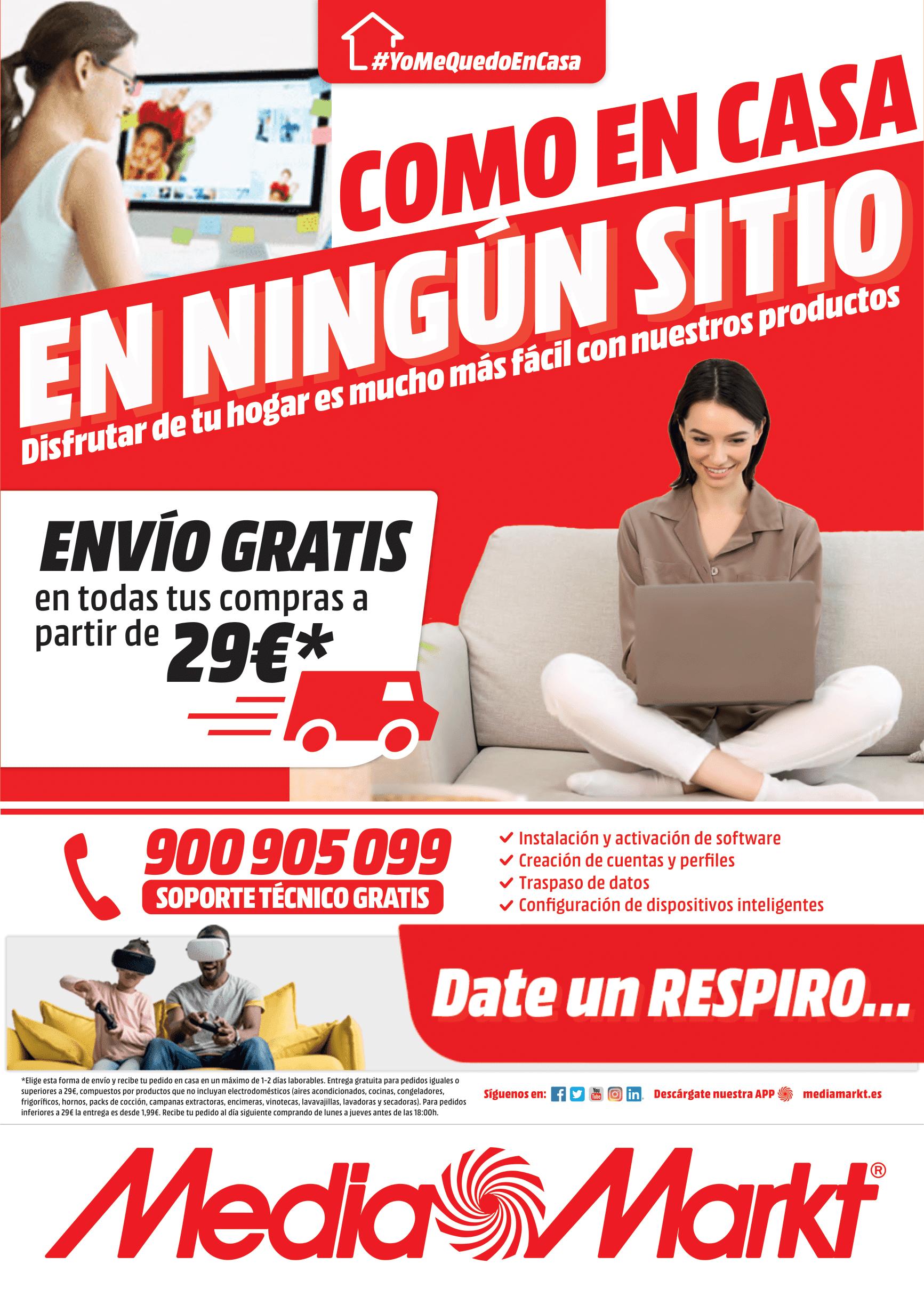 Ofertas de Informática y Electrónica en el catálogo de Media Markt en San Fernando ( Caduca mañana )