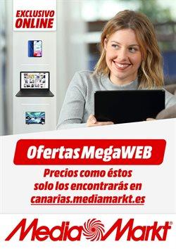 Ofertas de Informática y Electrónica en el catálogo de Media Markt en San Cristobal de la Laguna (Tenerife) ( 4 días más )
