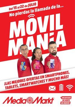 Ofertas de Informática y Electrónica en el catálogo de Media Markt en Arganda del Rey ( Publicado ayer )