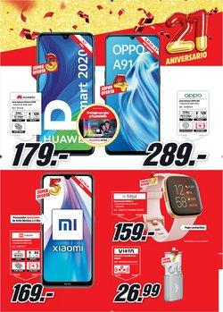 Ofertas de Smartwatch en Media Markt