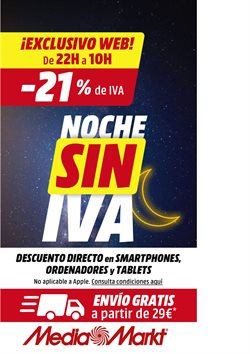 Ofertas de Informática y Electrónica en el catálogo de Media Markt en Algaba ( Caduca mañana )