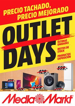 Ofertas de Informática y Electrónica en el catálogo de Media Markt en Lugones ( Publicado ayer )