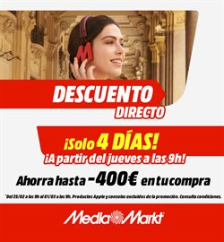 Catálogo Media Markt ( Caduca mañana)