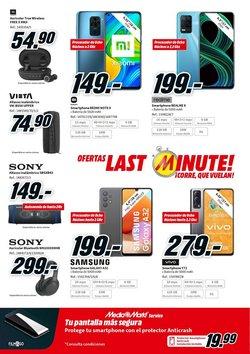 Ofertas de Sony en el catálogo de Media Markt ( 7 días más)
