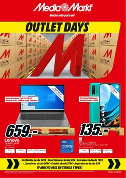 Catálogo Media Markt ( Publicado ayer)